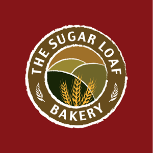 The Sugar Loaf Bakery Logo Vector
