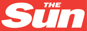 The Sun Newspaper Logo Vector