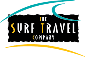 The Surf Travel Company Logo Vector