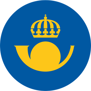 The Swedish Post Logo Vector