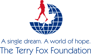 The Terry Fox Foundation Logo Vector