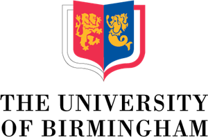 The University of Birmingham Logo Vector
