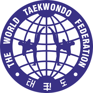 The World Taekwondo Federation Logo Vector