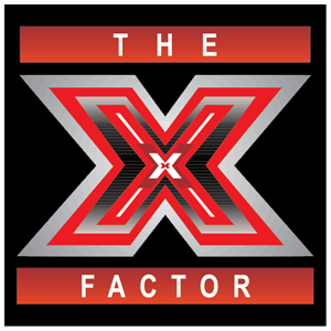 The X Factor Logo Vector