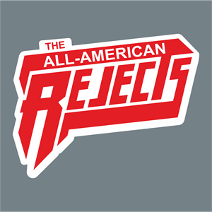The all american rejects Logo Vector