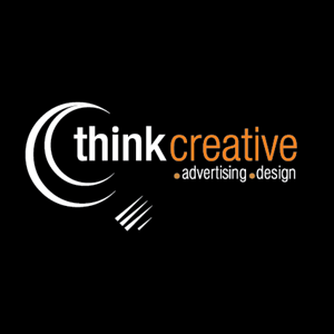 Think Creative Design Logo Vector