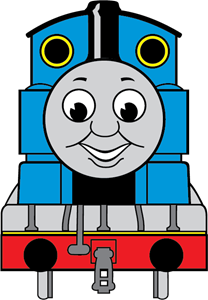 Thomas the Tank Engine Logo Vector