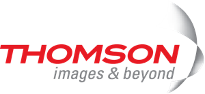 Thomson images & beyond Logo Vector