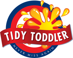 Tidy Toddler Logo Vector