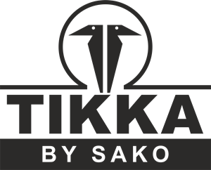 Tikka By Sako Logo Vector