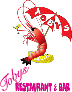 Toby's Bar & Restaurant Logo Vector