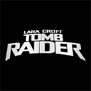 Tomb Raider Logo Vector