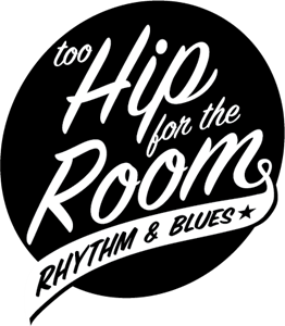 Too Hip For The Room Logo Vector