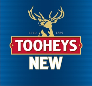 Tooheys New Stacked Logo Vector