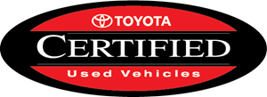 Toyota Certified Used Vehicles Logo Vector