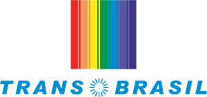 TransBrasil (Old Colors) Logo Vector
