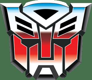transformers autobots logo vector ai free download