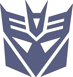 Transformers - Decepticon Logo Vector