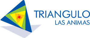 Triangulo las Animas Logo Vector