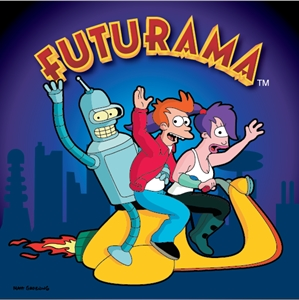 Trio Futurama Logo Vector
