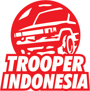 Trooper Indonesia Logo Vector