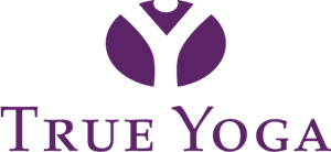 True yoga Logo Vector
