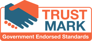 Trust Mark Logo Vector