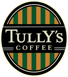 Tully's Coffee Logo Vector