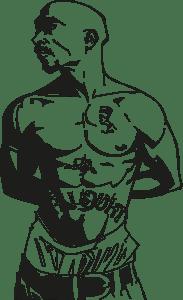 Tupac Shakur Logo Vector Eps Free Download