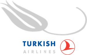 Turkish Airlines 2005 Logo Vector