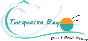 Turquoise Bay Resort Logo Vector