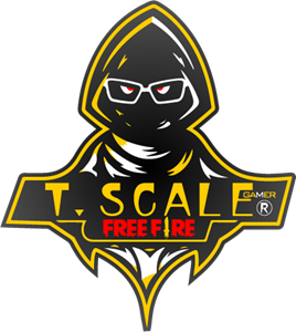 T Scal Gammer Logo Vector