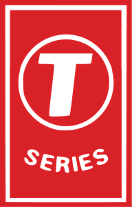 T series Logo Vector
