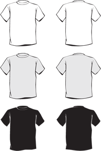 T-Shirt Logo Vector