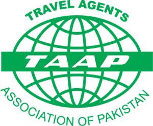 Taap Travel Association of Pakistan Logo Vector