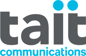 Tait Communications Logo Vector