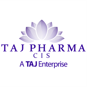 Taj Pharma CIS Logo Vector