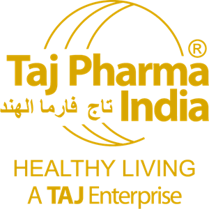 Taj Pharma india Ltd Logo Vector