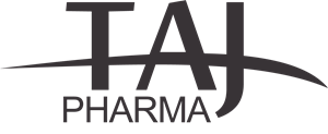 Taj Pharma Logo Vector