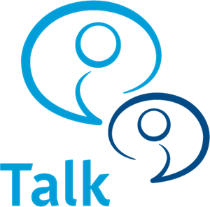 Talk Logo Vector