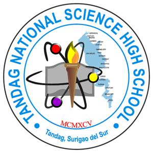 Tandag National Science High School Logo Vector