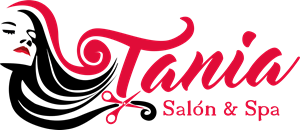 Tania Salon & Spa Logo Vector