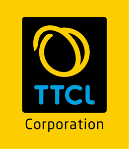 Tanzania Telecommunication Corporation TTCL Logo Vector