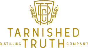 Tarnished Truth Distilling Company Logo Vector