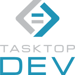 Tasktop Dev Logo Vector