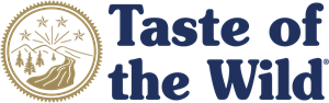 Taste of the wild Logo Vector