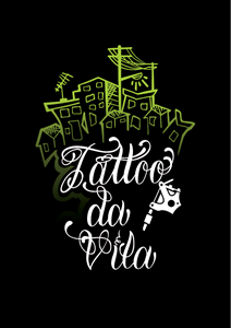 Tattoo da Vila Logo Vector