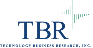TBR (Technology Business Research) Logo Vector