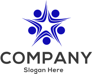 Team Company Logo Vector