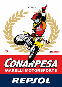Team Conarpesa Marelli sports Logo Vector